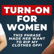 turn ons for women