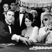 Older James bond gambling in casino