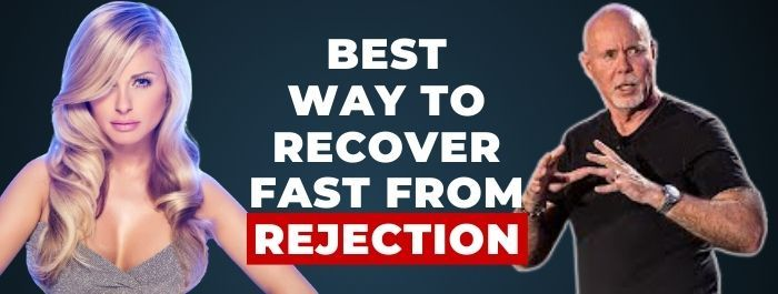 best way to recover fast from a rejection