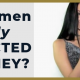 Are Hot Women Really Attracted To Money?