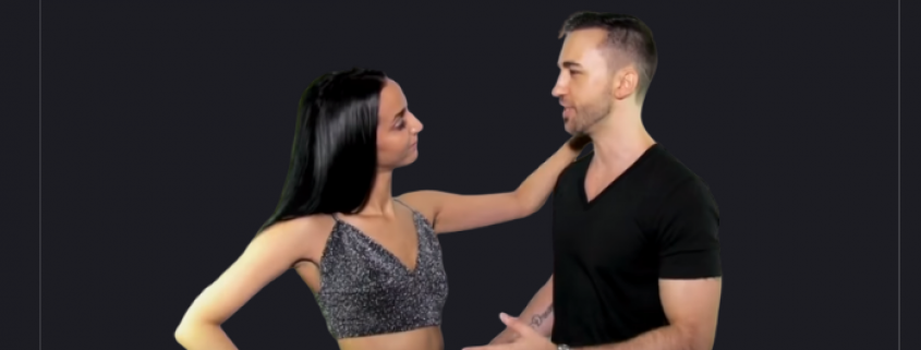 how to touch a woman